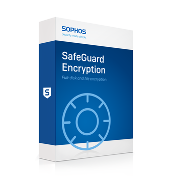Sophos SafeGuard File Encryption Advanced (1-9 Clients)