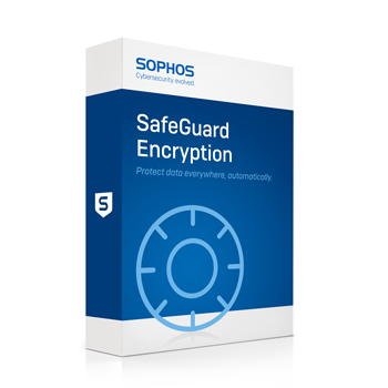 Sophos Central Device Encryption (1-9 Clients)